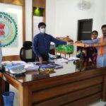 बेवरती के ग्रामीणों ने किया मुख्यमंत्री सहायता कोष में 51 हजार रूपये दान!